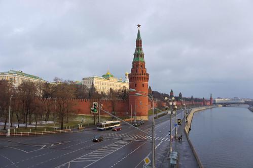 Облачная погода ожидает москвичей в пятницу
