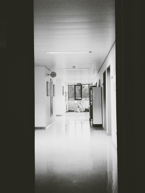 visitas ao hospital