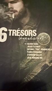 6 tresors