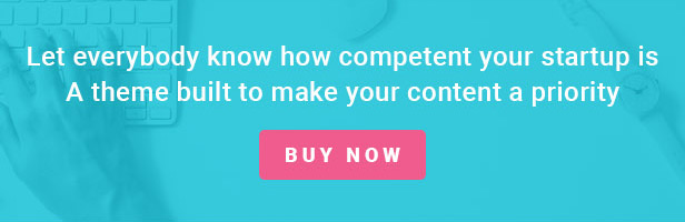 Hestia Pro - Sharp Material Design Theme For Startups