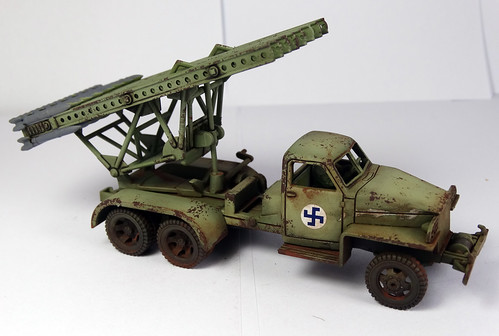 Bolt Action - Finnish KV2 & Katjusha