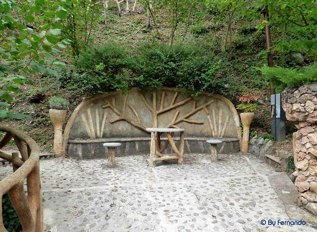Jardins Artigas (La Pobla de Llillet) -14- El Merendero -03- (12-10-2016
