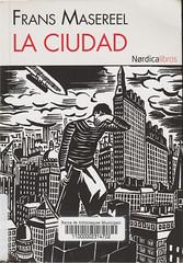 Frans Masereel, La ciudad