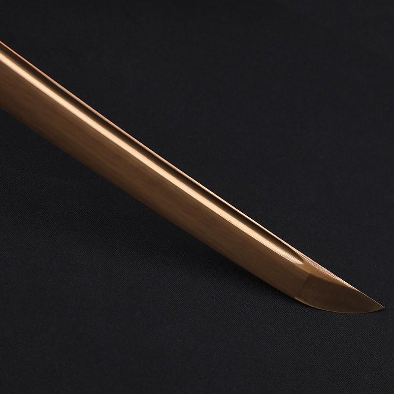 Samurai-sword-handmade-carbon-steel-katana-blade
