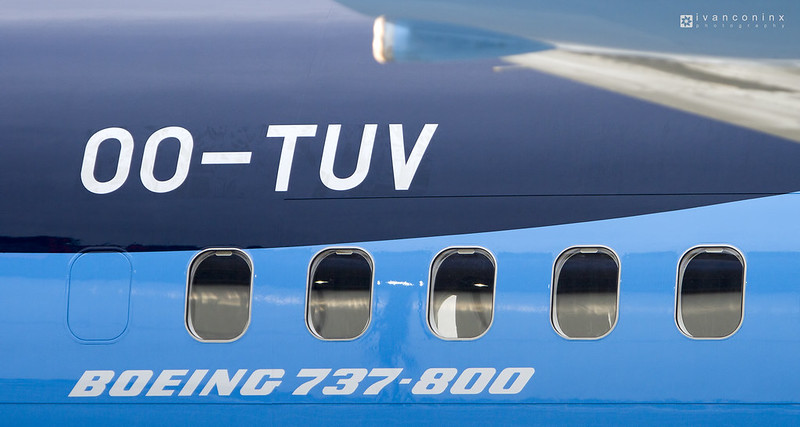 TUI Event – Brussels Airport (BRU EBBR) – 2016 10 19 – 18 – Copyright © 2016 Ivan Coninx Photography