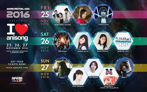I Heart Arising AFA2016