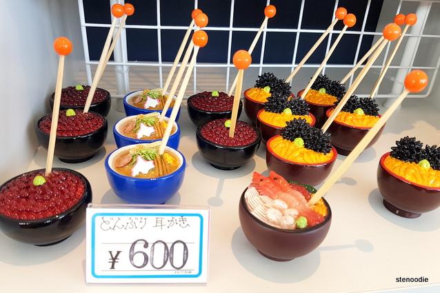 mini ramen bowls