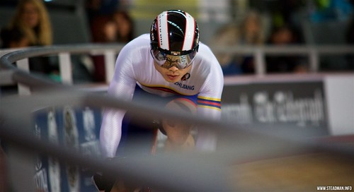 2015-11-14 - Revolution Series Track Cycling