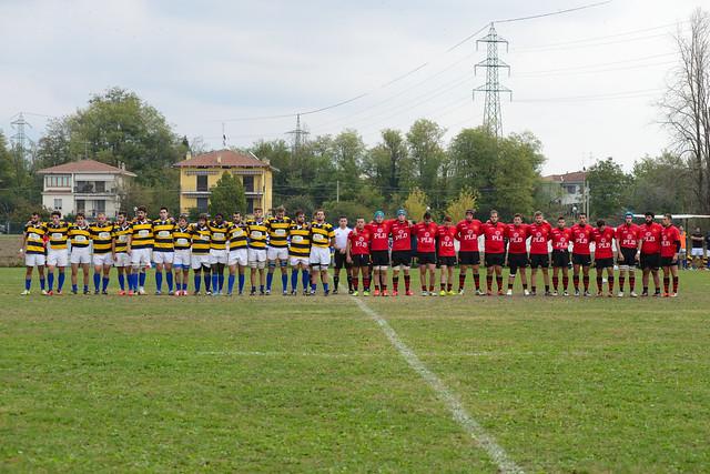 PRIMO XV - Stagione 2016/17 - RPFC vs Romagna RFC (Foto Sicuri)