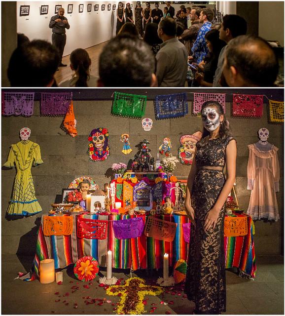 """Exposición """"La Muerte Tiene Permiso"""" de José Guadalupe Posada y Festival de Día de Muertos"""