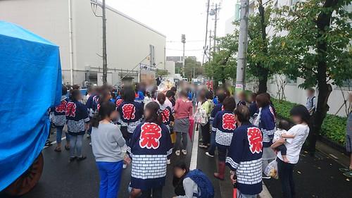 201610_郷町会祭礼_子供神輿