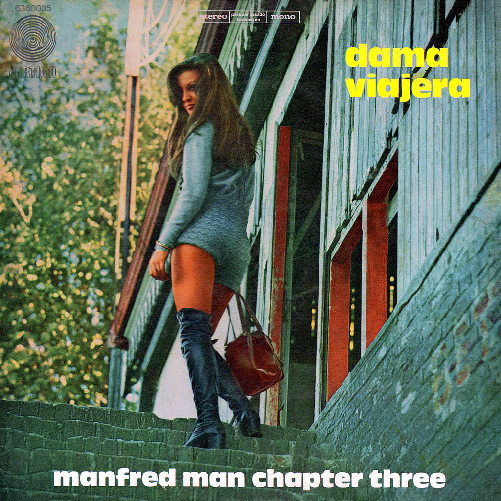 Manfred Man Chapter Three - Dama Viajera