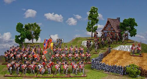 Black Powder - British Napoleonic