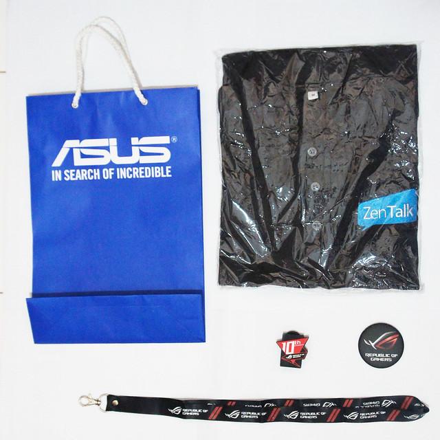 Goddie Bag dari Asus
