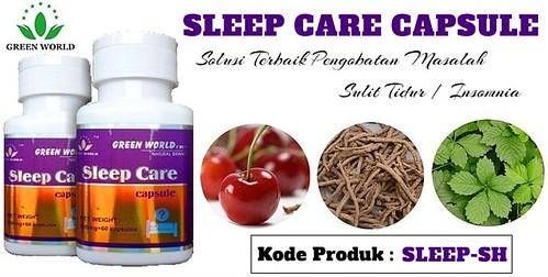 Obat Tidur Lelap