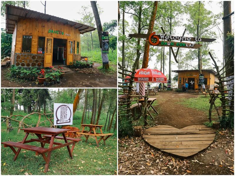 Kafe Dancok di Coban Rondo