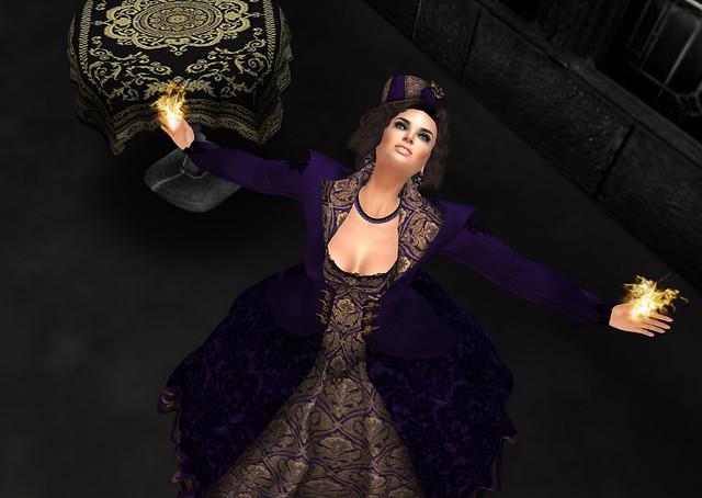 SMD Evangeline Windlace gown @ FGC