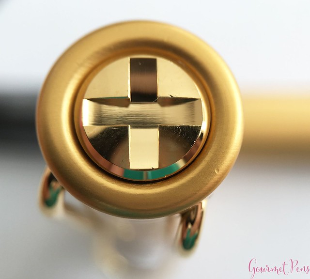 Review @Lamy LX Gold Fountain Pen @couronneducomte 13