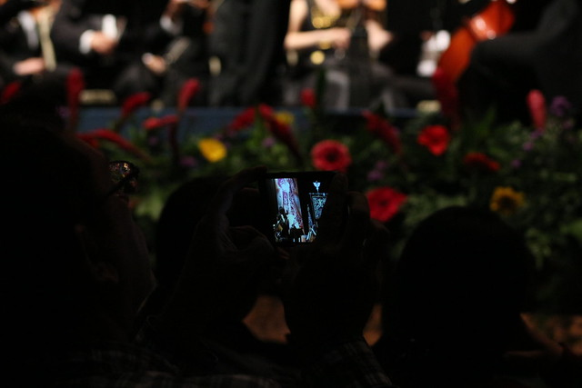 Orquesta Sinfónica Nacional rindió tributo a Jesús de Candelaria