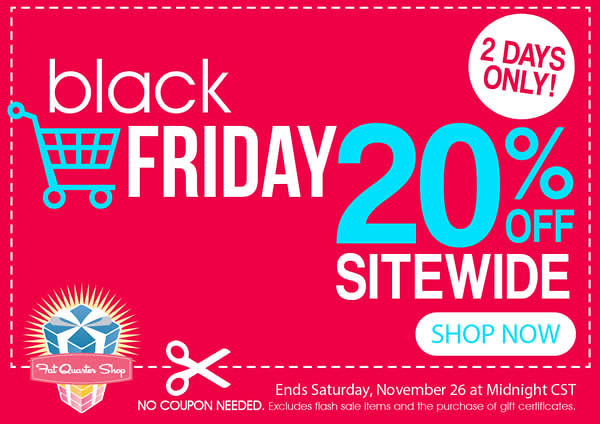 FQS Black Friday