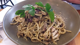 Linguine at Vege Rama West End