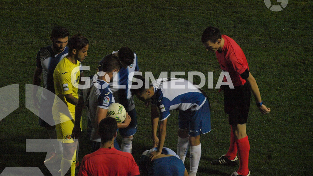 Villarreal CF B 0-1 RCD Espanyol B (02/11/2016), Jorge Sastriques