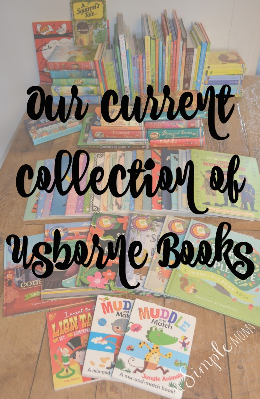 Usborne books collection