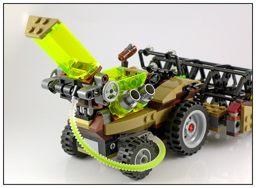 LEGO SuperHeroes DC Comics 76054 Batman Scarecrow Harvest of Fear 14