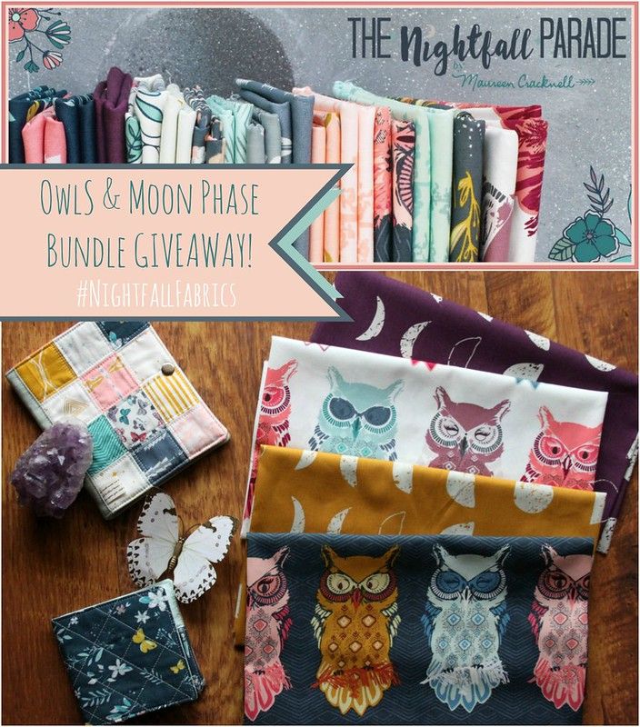Owls & Moon Phase Bundle GIVEAWAY!