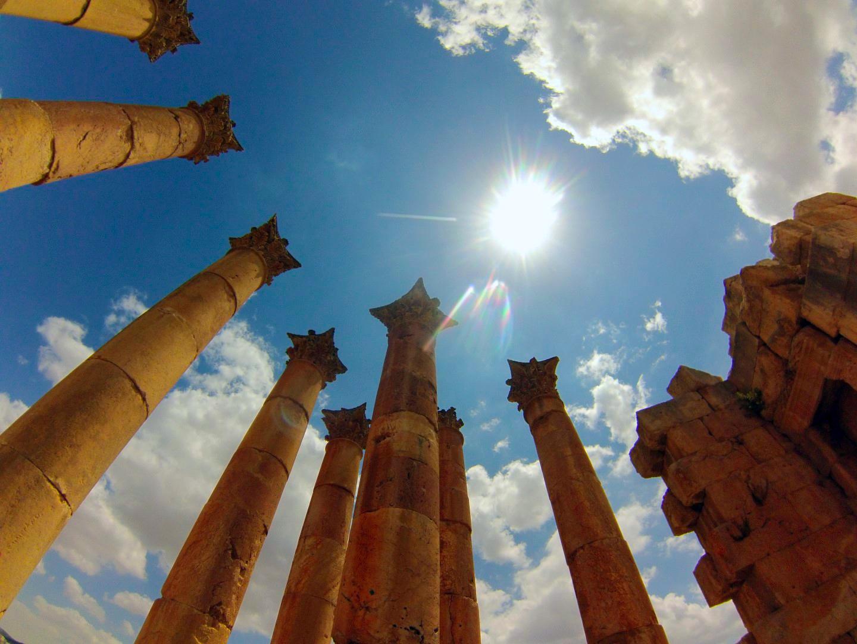 Jerash, la Roma de Jordania / Jordan - Jerash / Gerasa jerash, la roma de jordania - 30469278212 69ab5be990 o - Jerash, la Roma de Jordania