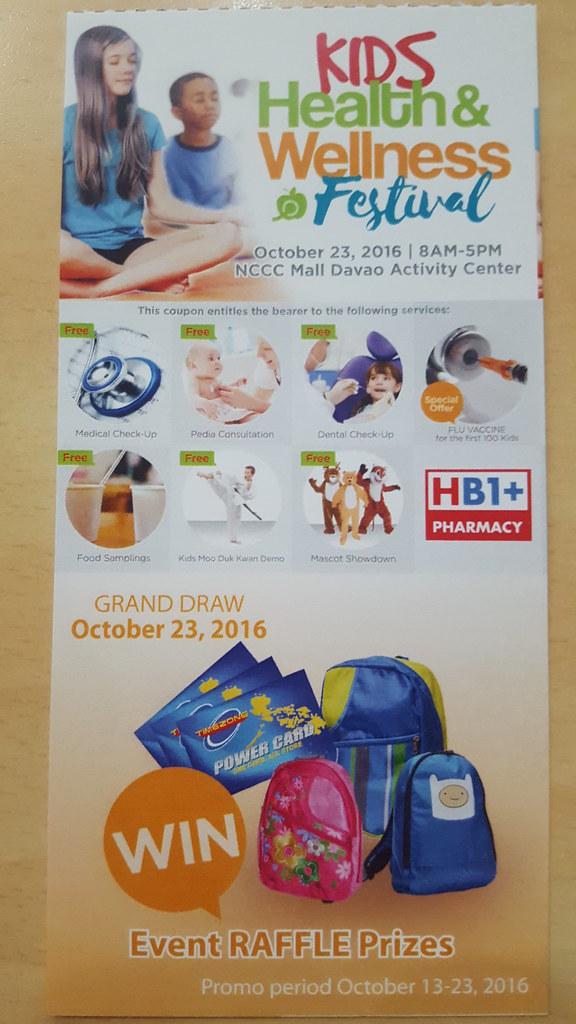 DavaoLife.com : HB1 Pharmacy's Health & Wellness Kids Festival