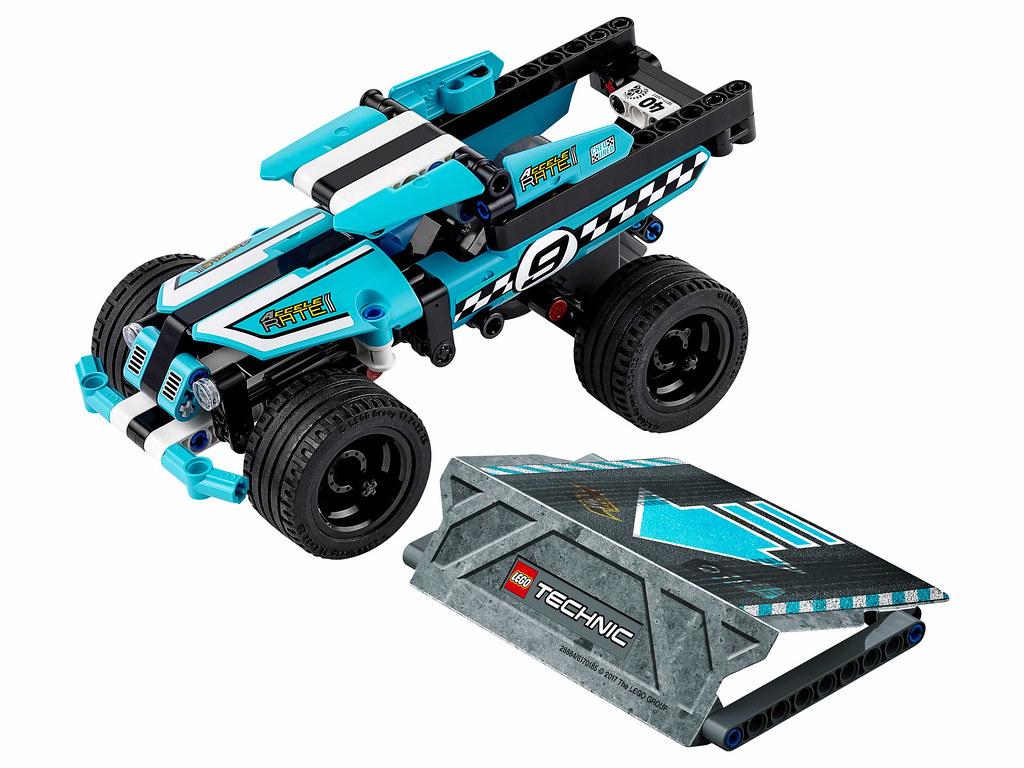 LEGO Technic 42059 - Stunt Truck