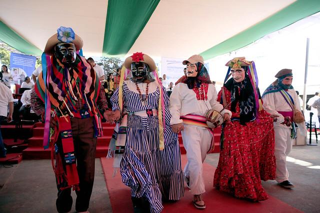 Festival del Buen Vivir y Gobernando con la Gente, Conchagua