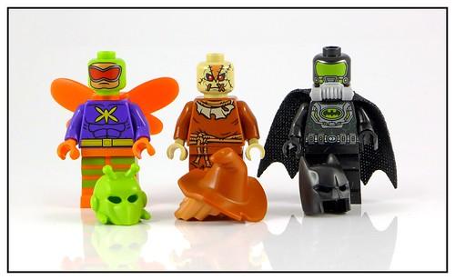 LEGO SuperHeroes DC Comics 76054 Batman Scarecrow Harvest of Fear figures04