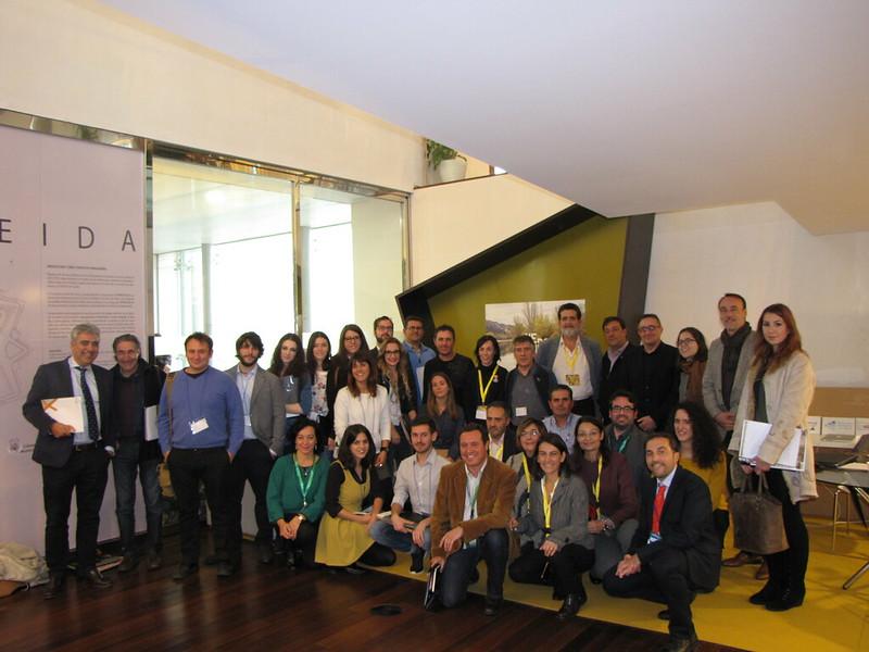 Networking Máster Habilidades Patrimonio / Duero Douro