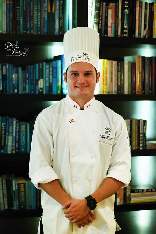 ritz Chef Carlos Pardo Figueroa
