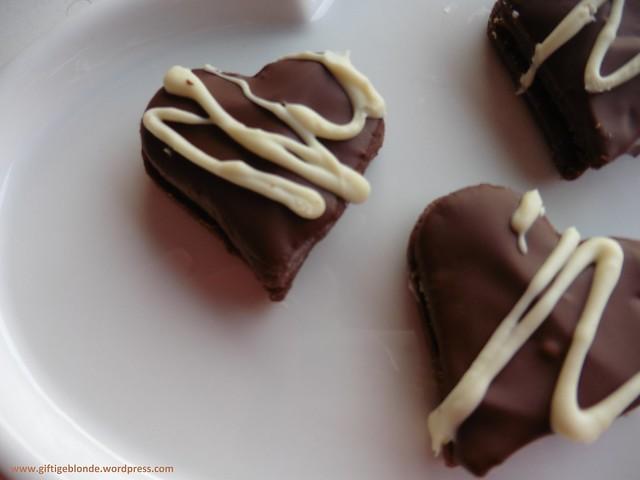 Schokolade Kekse