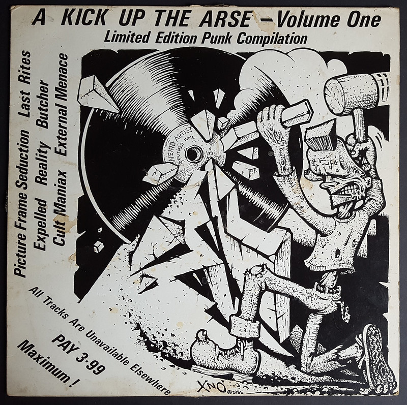 A Kick up the Arse - Volume 1