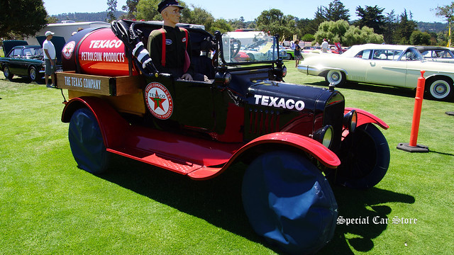 1917 FORD MODEL T TEXACO TANKER