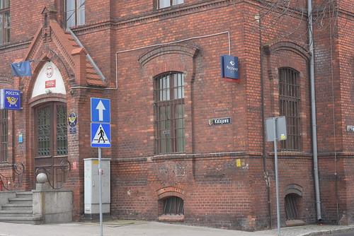 Budynek poczty w Środzie Śląskiej