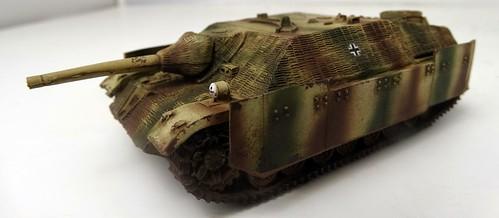 Bolt Action - German Jagdpanther, Jagdpanzer & Sig33