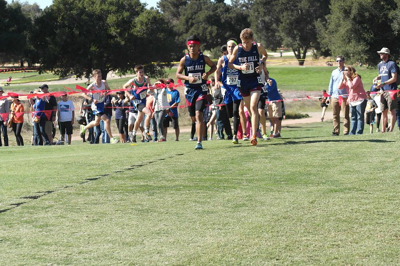 Stanford Invitational, Oct. 1, 2016