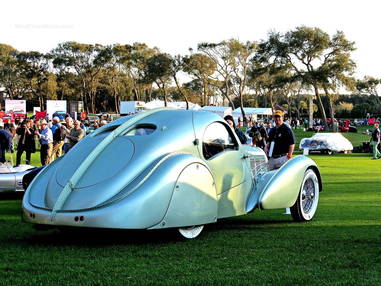 Bugatti Type 57 Aerolithe Amelia 5