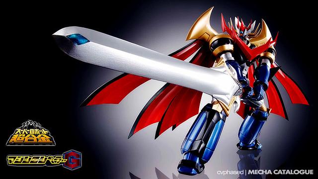 Super Robot Chogokin Mazin Emperor G