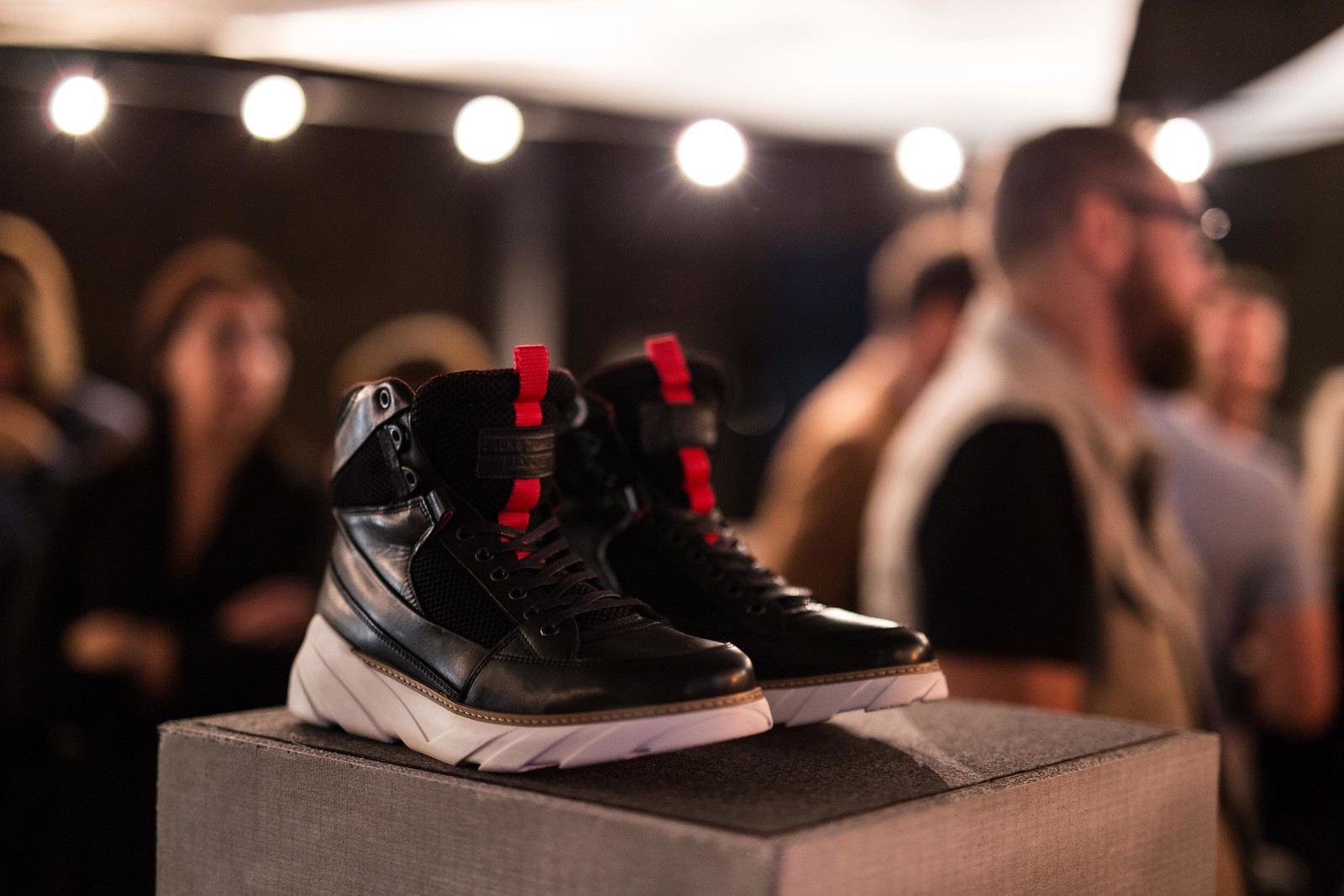 Jack & Jones Footwear x Tuan Le