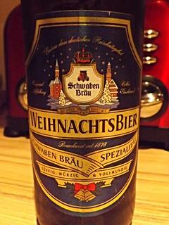 Schwaben Bräu, Weihnachtsbier, Germany