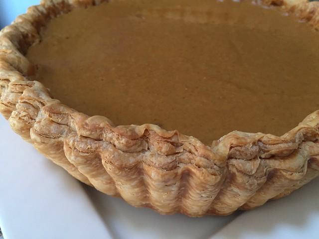Pumpkin Pie by Manresa Bread