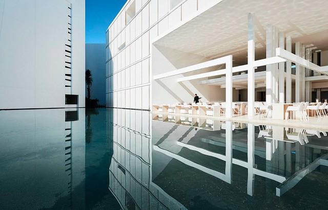 Hotel, residance, resort architecture Mar Adentro Sundeno_02