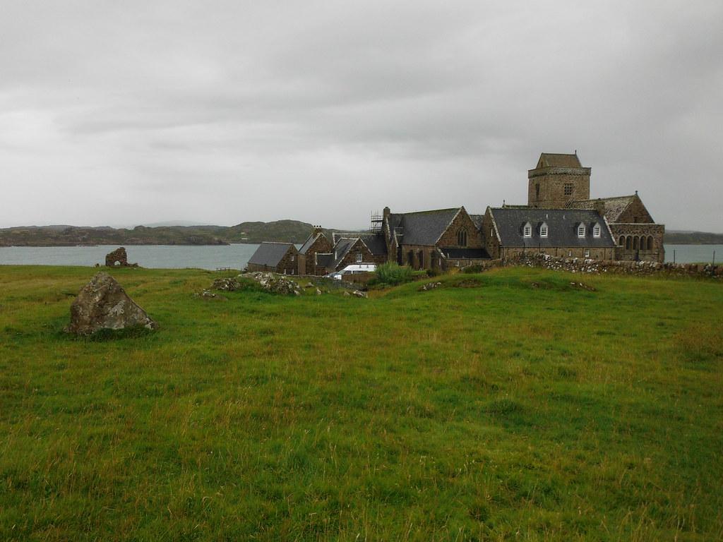 Iona Abbey 9