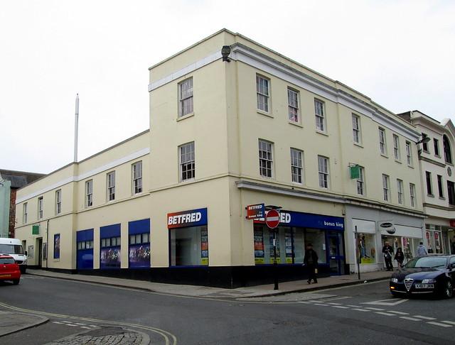 Betfred, Bury St Edmunds